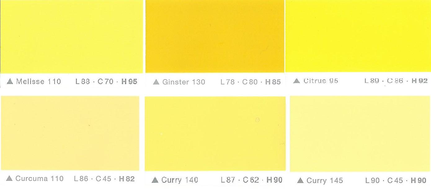 il giallo ravviva il vostro carattere dimarcolor