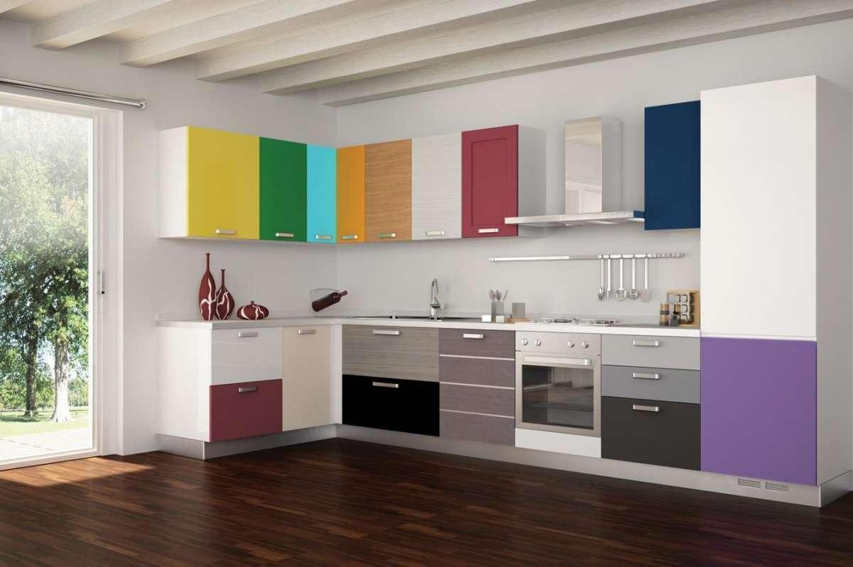 Rinnovare una cucina in legno foto design mag dimarcolor