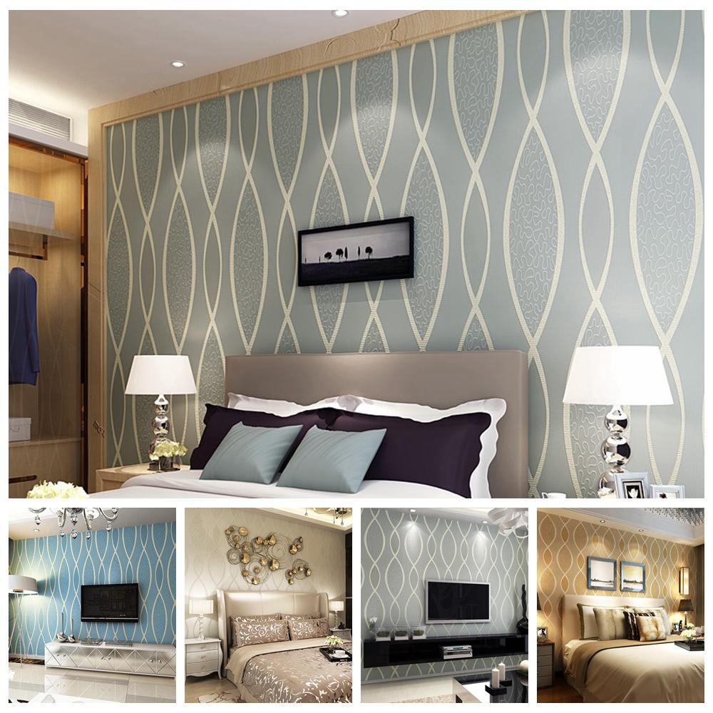 3D-ripple-camera-da-letto-soggiorno-Ispessimento-tessuto-non-tessuto ...