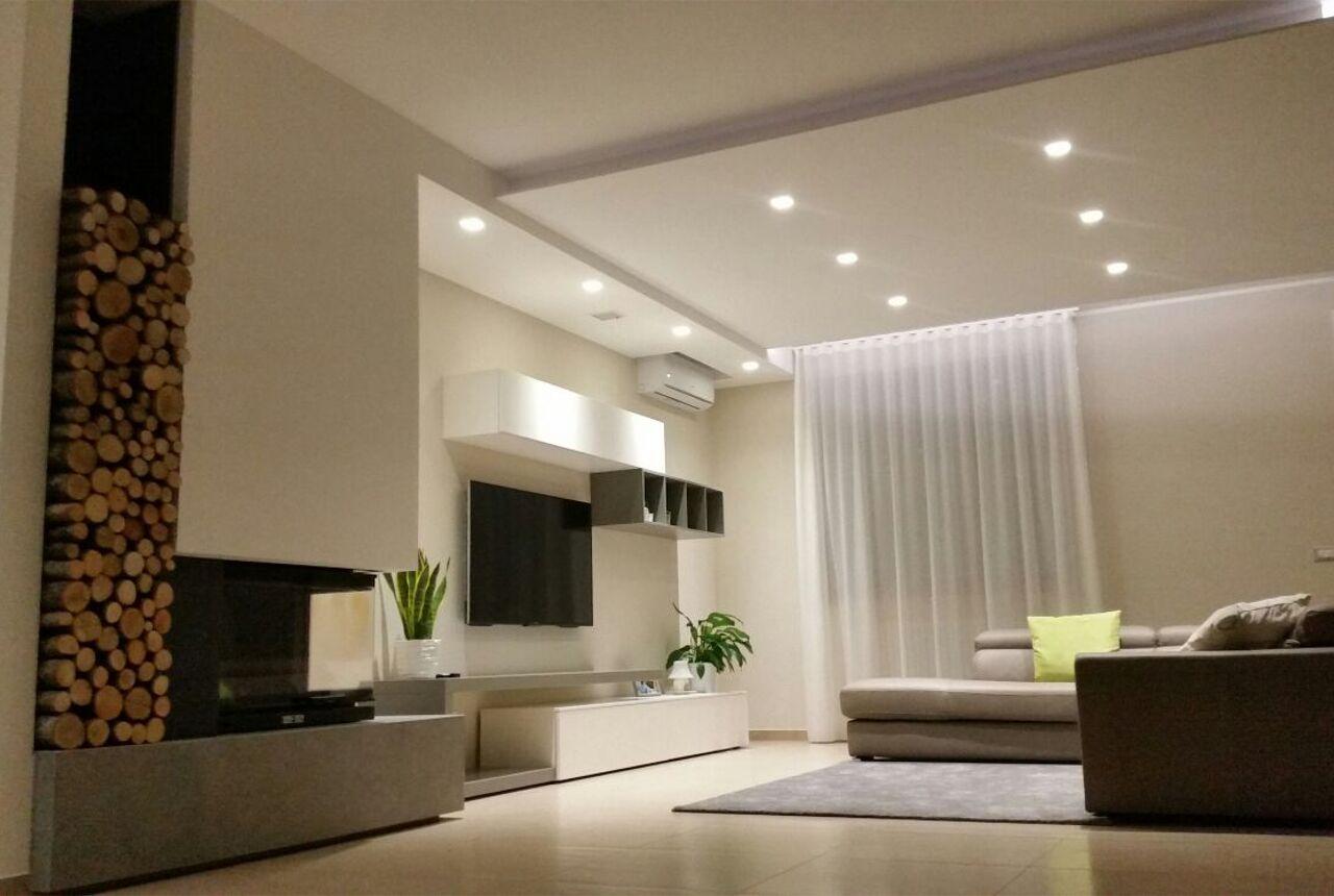 Fantastico Lampade A soffitto Moderne Galleria Di Lampada Stile